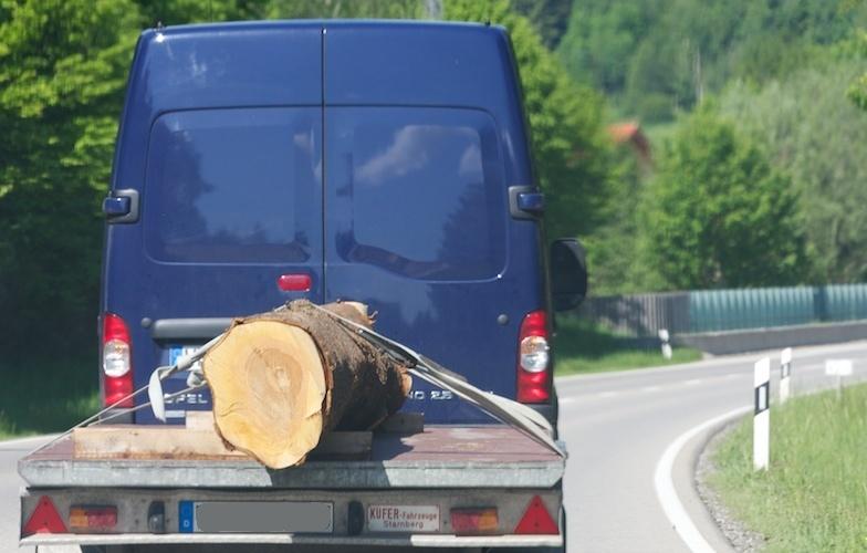 Holz aus Peiting für Treppen