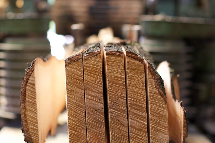 Die Basis für Treppen und Möbel