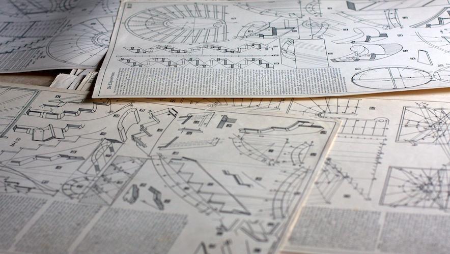Wichtige Begriffe im Treppen-Bau